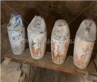 عمرها 4 آلاف عام| أواني «الكانوبية».. لحفظ أعضاء المصريين القدماء