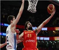 إسبانيا.. بطل العالم في السلة بعد فوزٍ غالٍ على الأرجنتين بنهائي المونديال