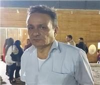 صور| حسن الوزير يكشف عن كواليس مسرحية «الأولة بيرم»