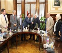 وزير الزراعة يشهد توقيع بروتوكول تعاون بين لجنة المبيدات و«سينجنتا»