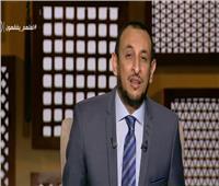فيديو| رمضان عبدالمعز: من ينشر الشائعات والاكاذيب له عذاب اليم
