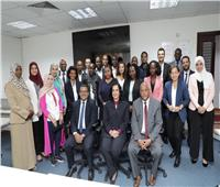 11 دولة تشارك في دورة «إدارة الاحتياطيات الدولية» بالمعهد المصرفي