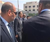 رئيس الوزراء يتفقد 4 مصانع بالمنطقة الحرة بمدينة نصر