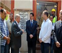 «القليوبية» تفتتح مشروع تحسين جودة المياه وإنشاء بئر جوفي بكفر الجزار