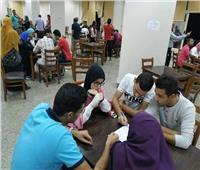 جامعة السادات تشارك في الملتقى الأول للأنشطة الطلابية بطنطا