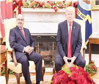 الرئيس الأمريكي: سنقدم المساعدة بكل تأكيد للمملكة العربية السعودية