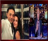 عمرو أديب يعرض فيديو للمقاول الهارب داخل ملهى ليلي في إسبانيا