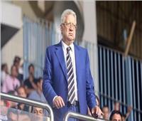 فيديو| مشادة بين مرتضى منصور ومدير الأهلي بمباراة السوبر