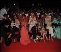 دينا الشربيني في افتتاح مهرجان سلا بالمغرب