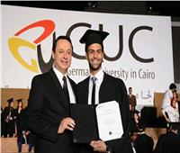 خريج صيدلة الألمانية يفوز بجائزة ماكس برنستيل الدولية لطلاب الدكتوراه