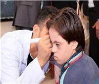 جامعة طنطا توقع الكشف الطبي على 1700 حالة من أهالي سجين الكوم