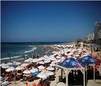 انتخابات إسرائيل| شواطئ تل أبيب تعج بالمستمتعين بيومهم بعيدًا عن الصناديق