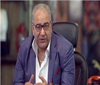 فيديو| «يسقط الخونة.. وتحيا مصر» رسالة نارية من بيومي فؤاد لأعداء الدولة