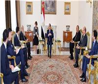 """٦ نقاط تختصر زيارة وزير الخارجية الفرنسي """"القصيرة"""" للقاهرة"""