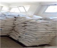 ضبط 27 طن أغذية فاسدة داخل مصنع غير مرخص بالإسكندرية