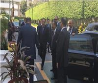 رئيس الوزراء يبحث مع نظيره السوداني آليات دعم التعاون المشترك