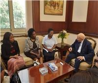 «زيمبابوي» تتعرف علي التجربة المصرية في حقوق الإنسان