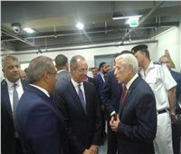 وزير الاتصالات يفتتح مركز البريد المصري للتبادل واللوجستيات بمطار القاهرة