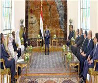السيسي: مصر تدعم استقرار السودان وتساند إرادة شعبه في صياغة مستقبله