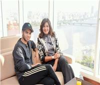 وزيرة الهجرة: مينا مسعود سفيرًا لمبادرة «اتكلم مصري»