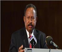 رئيس الوزراء السوداني يغادر القاهرة