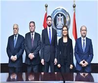 4 وزراء يفتتحون منتدى الأعمال المصري المجري