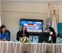 مايا مرسي:الدراسات أثبتت أن وسائل التواصل الاجتماعي أصبحت «إدمان»