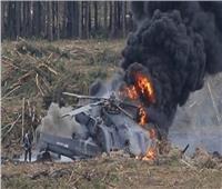 فرنسا: تحطم طائرة عسكرية بلجيكية بمنطقة بريتاني غربي البلاد