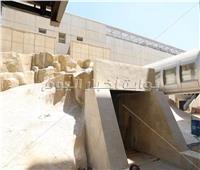 السبت.. وزير الآثار يشهد فك تغليف تابوتين لـ«رجال الدولة»