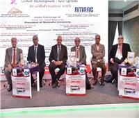 افتتاح المؤتمرالدولي الثالث لعلاج الأورام بـ«طب المنوفية»