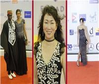 توافد فناني الغرب وأفريقا على مهرجان الجونة السينمائي