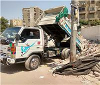 محافظة القاهرة: تسليم سيارة ضبطت خلال إلقاء رتش بالطريق إلى «هيئة النظافة»