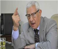 مكرم يهنئ خادم الحرمين باليوم الوطني ويؤكد على قوة العلاقات المصرية السعودية