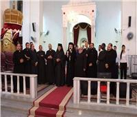 حصاد اجتماع الأنبا باسليوس في كاتدرائية يسوع الملك