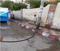 محافظ أسيوط: حملات مكثفة للنظافة بالشوارع والميادين الحيوية