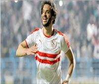السوبر المصري| محمود علاء يسجل الهدف الأول للزمالك