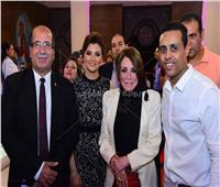صور| تكريم لبنى عبدالعزيز وحلمي بكر ووليد يوسف بمهرجان «هارموني»
