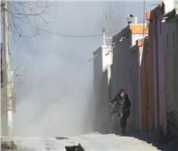 انفجارات مزدوجة تستهدف مركز مبيعات لشركة اتصالات في كابول