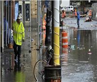 إعصار «لورينا» يسقط أمطارا غزيرة على مناطق بخليج كاليفورنيا