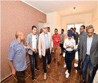 «الجزار» يتفقد وحدات الإسكان الاجتماعى بمدينة الفيوم الجديدة