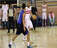 فريق الزمالك لكرة السلة في معسكر مغلق بالإسكندرية استعدادا للسوبر والدوري الممتاز