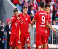 فيديو| بايرن ميونخ يتصدر الدوري الألماني برباعية في «كولن»