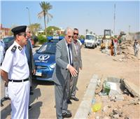 محافظ جنوب سيناء يصدر قرارا بعزل رئيس قرية «الجبيل»