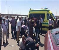 مصرع وإصابة 17 شخصًا في تصادم بشبرا الخيمة