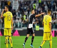 شاهد| رونالدو يقود يوفنتوس لفوز صعب على فيرونا
