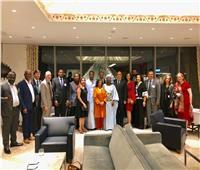 صور| سفير مصر بكندا يفتتح فعاليات معرض «قافلة الذهب» في مدينة تورنتو