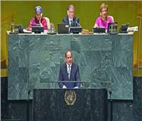 السيسي في نيويورك| أجندة الرئيس في الأمم المتحدة تتضمن قضايا دولية وإقليمية ووطنية