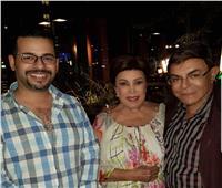 رجاء الجداوي تكشف ذكرياتها مع خالتها تحية كاريوكا وزوجها الراحل