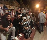 """الشباب المصري يتعرف على التراث المغربي بواحة """"سي علي"""""""