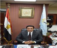 نائب محافظ القاهرة يتابع سير العملية التعليمة بالمنطقة الجنوبية